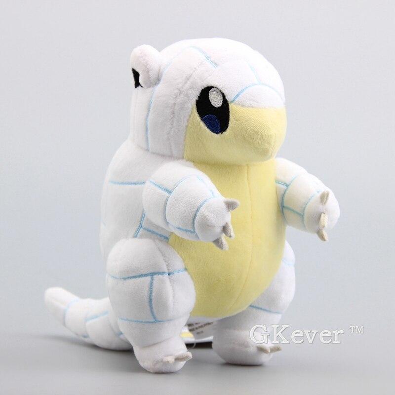 High Quality Sandshrew Plush Toy Anime Figure Sandshrew Soft Stuffed Dolls 8