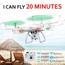 hot deal buy hy66w quadrocopter drones with camera hd dron 20 minutes flying time fpv drones quadcopters with camera rc helicopter toys