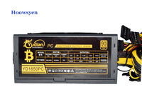 Mining Case Eth DASH Miners ZCASH Power Supply 1650W 12V 135A Suitable For Miner Chassis Power