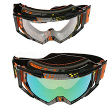 UV Protection Motorcycle Goggles Motocross Glasses Skiing Skate Flexible Sunglasses Cycling Off-Road Eyewear Bike ATV Glasses