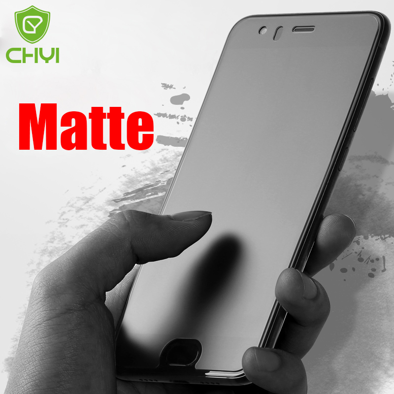 CHYI Matte-Glass Screen-Protector No-Fingerprint Mi6x Xiaomi Mi Mi5 For 9H A2