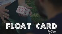 FLOAT KARTE (Gimmicks und Online Anweisungen) durch Aprendemagia Karte Magie Tricks Illusionen Street Magic Requisiten Lustige Magier Karte