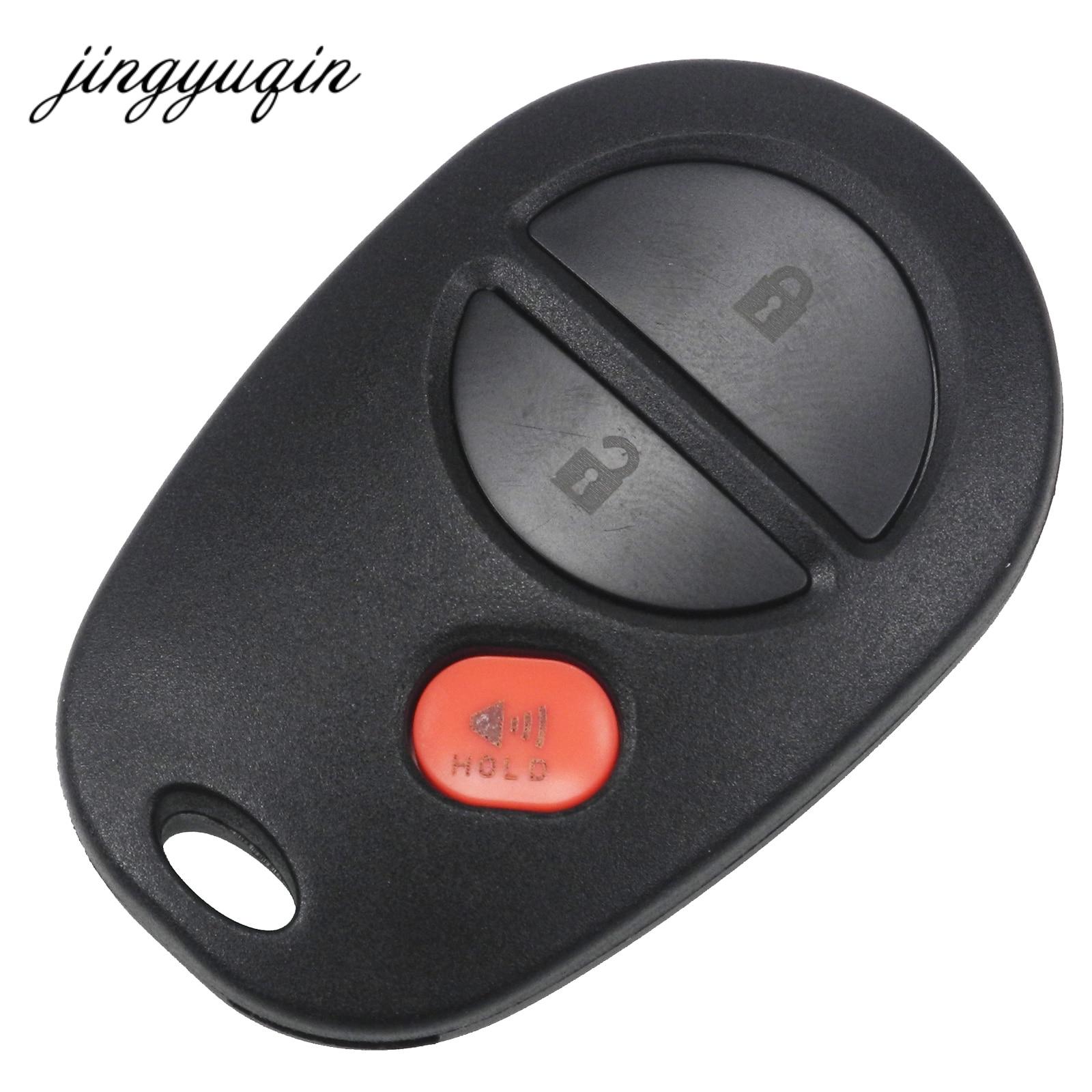 for Toyota RAV4 Highlander Tacom 2013-18 Upgraded H Chip Remote Key Fob GQ4-52T
