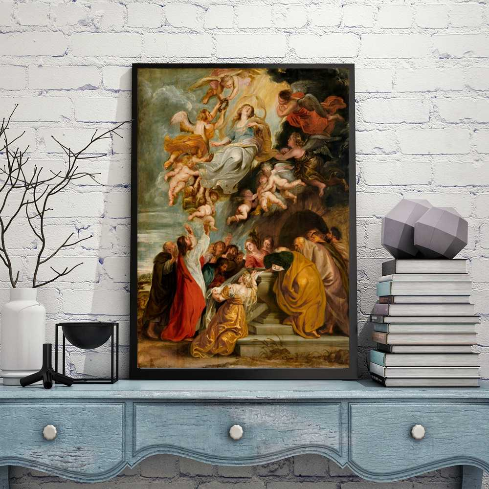 Ancient Greek Mythology Mural Canvas Paintings For Bedroom Office Wall Decor Artwork Home Decoratives Wall Art Canvas Drop Ship