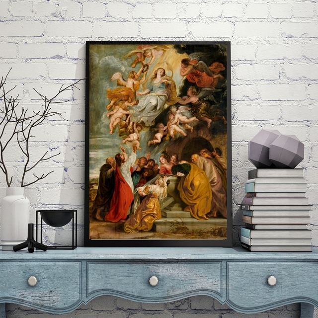 Ancient Greek Mythology Mural Canvas Paintings For Bedroom Office Wall Decor Artwork Home Decoratives Art