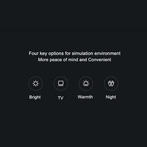 Image 3 - الأصلي الذكية LED لمبة واي فاي التحكم عن بعد سطوع قابل للتعديل Eyecare ضوء مصباح ذكي اللون الأبيض