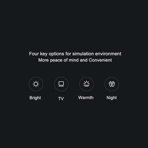 Image 4 - Originale Intelligente HA CONDOTTO LA Lampadina Wifi Remote Control Regolabile Luminosità Dellottica Luce Intelligente Della Lampadina di COLORE BIANCO