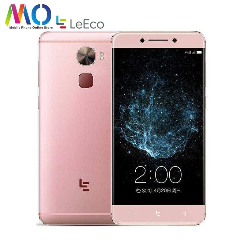 """Nouveau Smartphone Letv Le 3 Pro LeEco Le Pro 3X720 MAX 2X820 Duad Core 5.5 """"double SIM Mobile 4GB 32 GB/64 GB 4070mAh-in Mobile Téléphones from Téléphones portables et télécommunications on AliExpress - 11.11_Double 11_Singles' Day 1"""