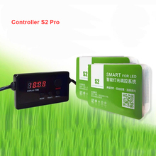 Aquarium LED Lighting Timing Dimming Controller Simulated Sunrise Sunset Compatible for Chihiros Series Under 36V 100w Light