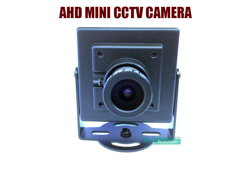 New HD 1.0MP/1.3MP/2MP Mini High Definition AHD Camera 3.6MM Lens CCTV Security Camera for Home Security Surveillance video cam mp
