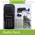 10 sets x carcasa para motorola gp338 de radio radio caja con accesorios