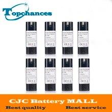 8PCS 7 2V 1500mAh NI CD Power Tool Battery For MAKITA 7033 7002 7000 632003 2