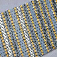 50 м Водонепроницаемый супер яркий Жесткий светодиодный бар прокладки 12 В, светодиодный ленты SMD3528 120 светодиодный s/m Белый Светодиодные лент
