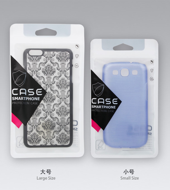 the best attitude 027af 083ae US $119.0  700 pcs Wholesale Clear plastic packaging bag cell phone case  accessories retail packing PVC CPP bag forGalaxy S7edge accessory-in Phone  ...