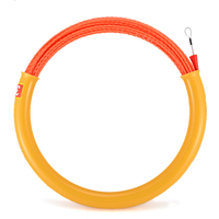 5mm Durable Cable Puller Rodder Conduit Snake Cable Installation Fish Tape 30M Long with Wear Resistant