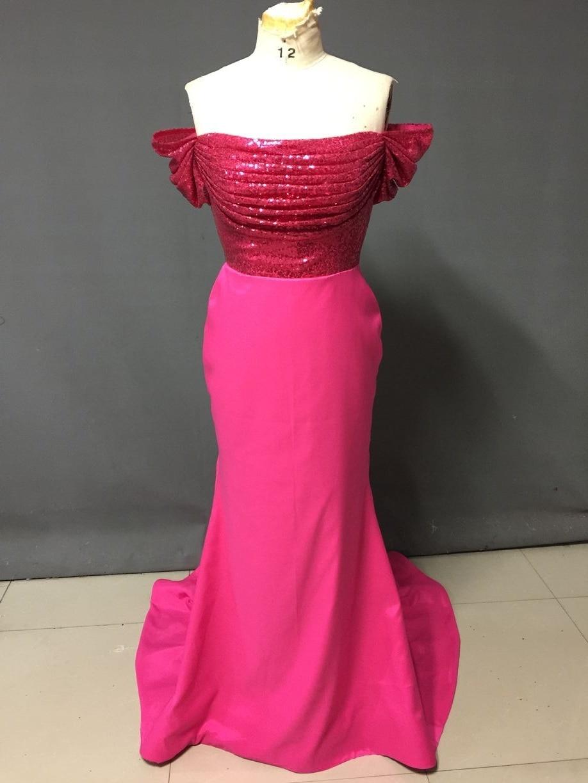 Moderno Reales Vestidos De Dama De Color Púrpura Bandera - Colección ...