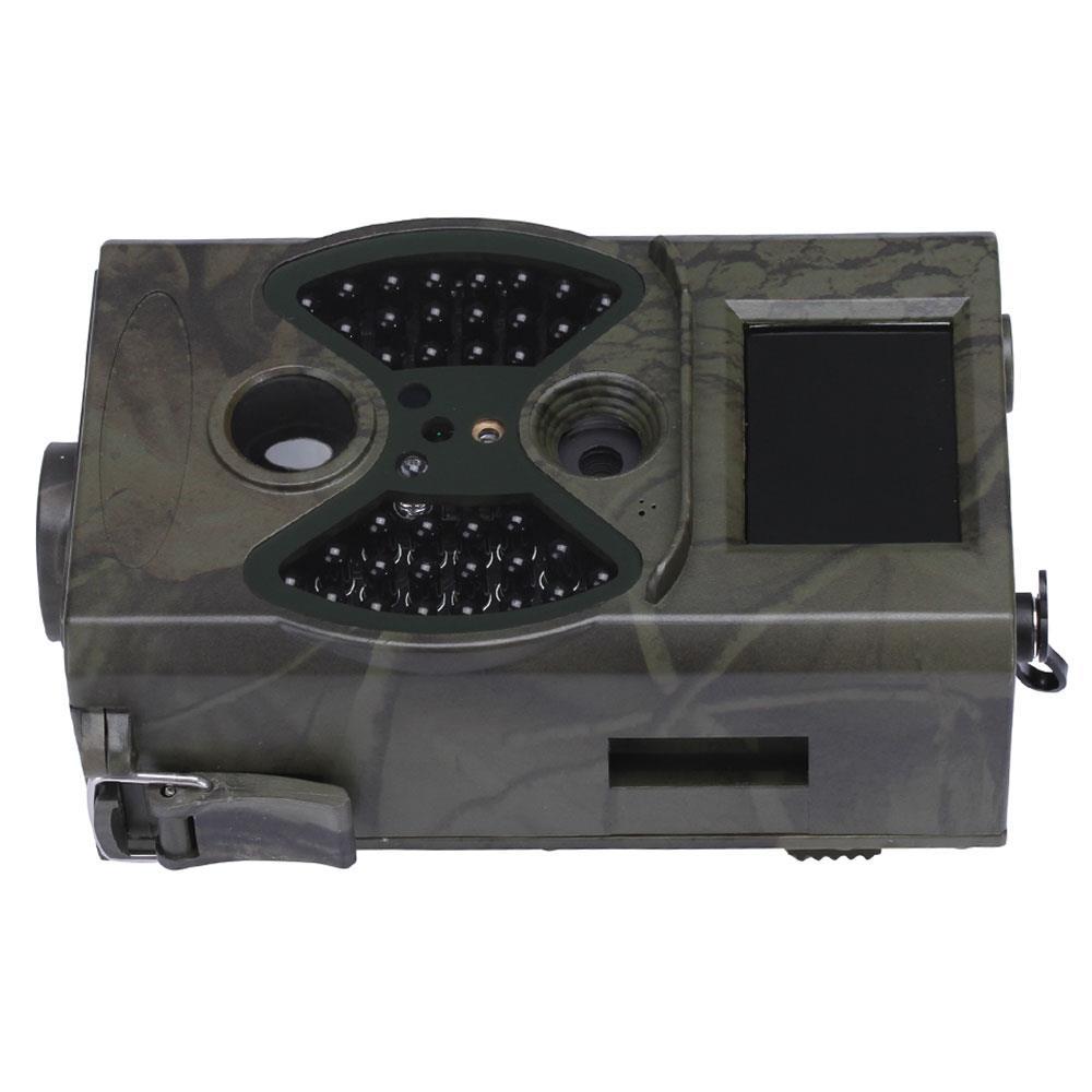 1080 p HD 5MP caméra extérieure de sécurité caméra de chasse caméra de piste multifonctionnel Animal IR chasse Portable