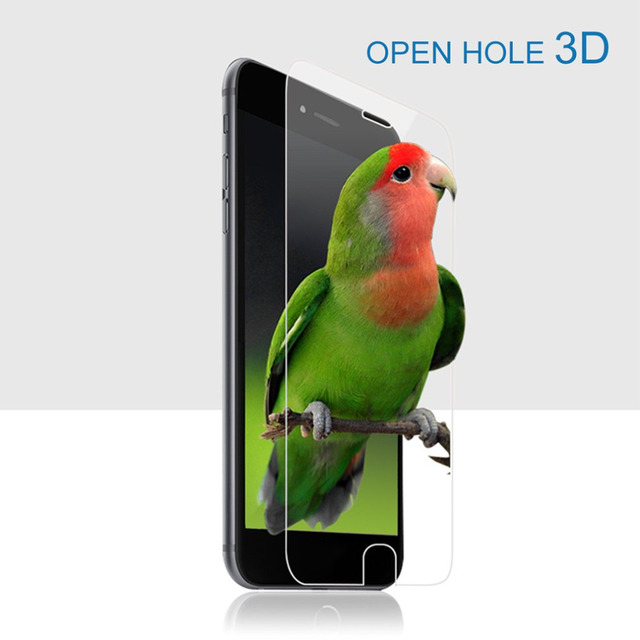 Holographic Technique 3d Eye Tracking Mobile Phone Tempered Glass