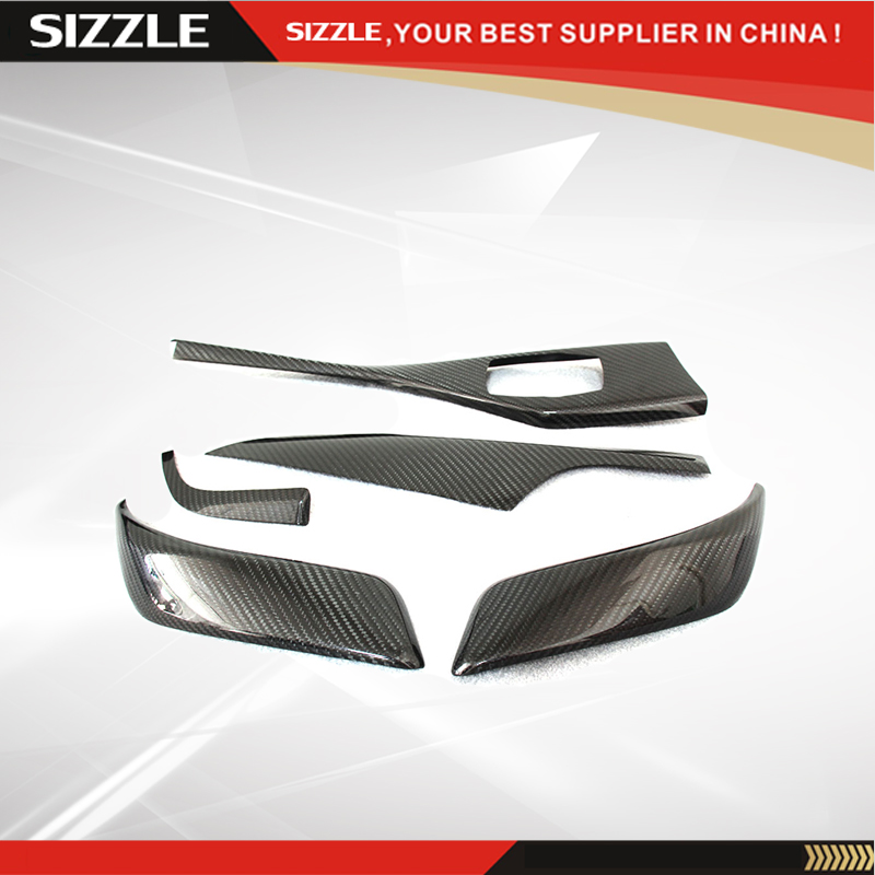 Carbon Fiber Interior Trim Left Hand Drive Only For BMW 2 Series F22 F23 218i 220i 228i M235i 2012 2013 2014 2015 2016