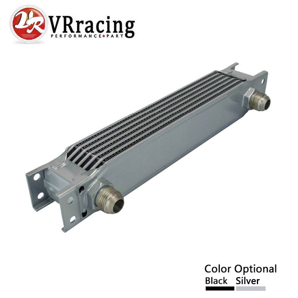 VR RACING - British type Aluminum Universal Engine transmission oil cooler 7rows Silver OR BLACK VR7007 odeon light потолочная люстра odeon light jolly 3953 10c