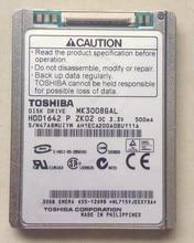 Новый MK3008GAL 1.8-дюймовый микро жесткий диск интерфейс ce ZIF 30 Г IPOD КЛАССИЧЕСКИЙ ВИДЕО ZUNE DV d420 430 2510 P nc2400 применимо