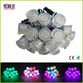 2017 Best price DC5V Waterproof  WS2811 LED Pixel Point Light Diameter 20mm SMD5050 RGB 1 LEDs WS2811 IC LED Pixel String Module