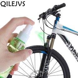 60 мл спрей велосипедный смазка MTB горный велосипед передняя вилка масло Велоспорт Демпфирование специальное масло