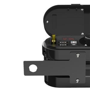 Image 4 - Toma de corriente de cargador impermeable para motocicleta, 5V, 3.1A, salida de USB doble, interruptor, pantalla LED Digital, voltímetro, encendedor de cigarrillos
