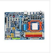 Solid ga-ma770-us3 ma770-us3 2.0 version type DDR2 770 motherboard am2 am3 well tested working