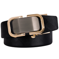 Automatic Belt - High Quality Genuine Leather Luxury Belt 2