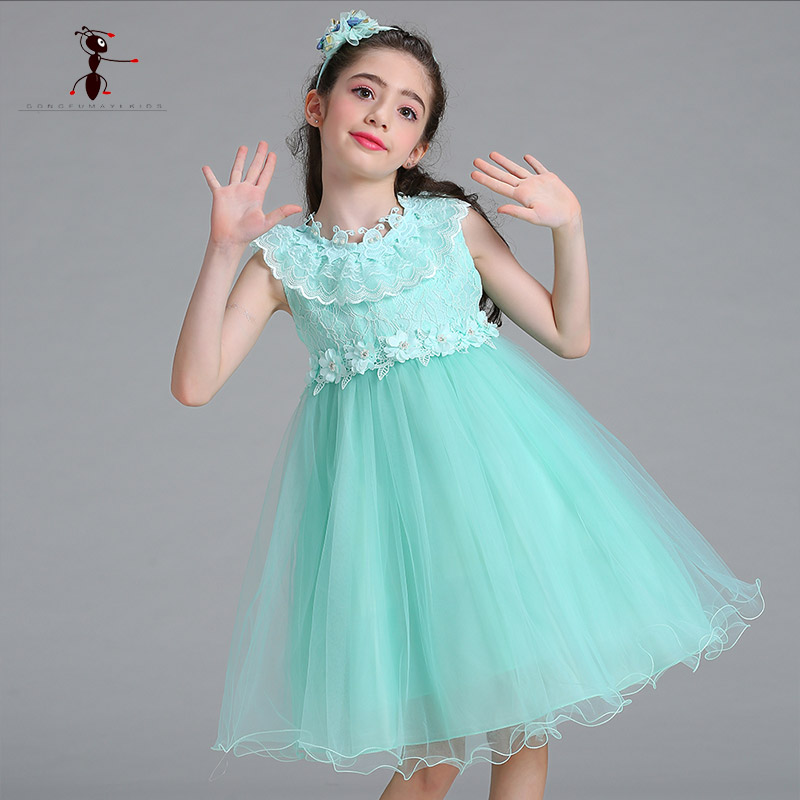New Baby Girls Kids Clothes Children Christmas Dress New Brand Baby Girl Dress Princess Girls Party Dresses vestidos infantis new cinderella princess girl dress kids christmas dresses costume for girls party crown necklace fantasia dress kids clothes