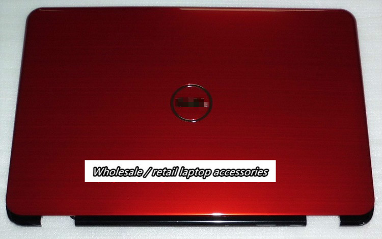 For Dell Inspiron 14R N4110 M411R M4110 Red Laptop LCD Back