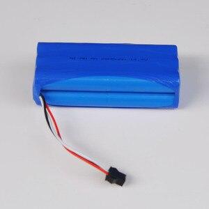 Us 14.4 v ni-mh aa bateria recarregável bloco 2500 mah para ecovacs espelho cen360 seebest d730 d720 aspirador robô