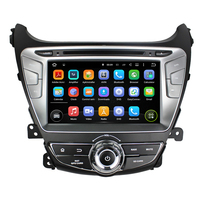 8 Inch Quad Core HD1024 600 Android 4 4 4 Car DVD Player For Hyundai For