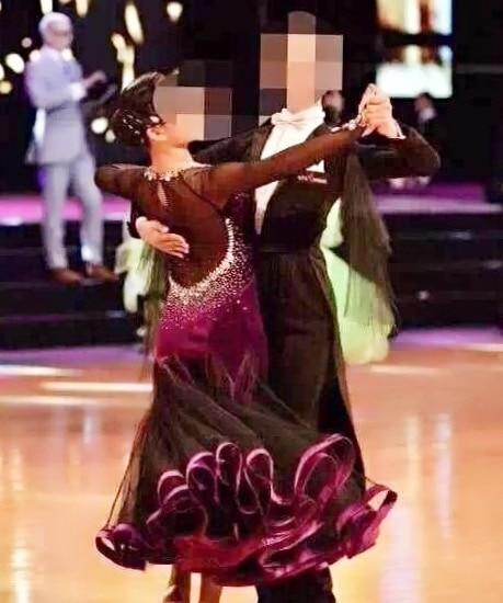 Achetez en gros robe de danse de salon en ligne des for Danses de salon en ligne
