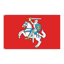 Lithuania (state) flag Decoration banner 90*150cm/ 3x5ft national flag for hanging united arab emirates national flag 90 150cm 60 90cm 15 21cm for national day