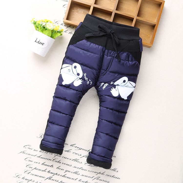 2017-New-winter-Children-Cartoon-Boy-Pants-printing-kids-Thickened-cotton-warm-Trousers-clothes-Baby-Boys-pants-6-style-2-6y-2