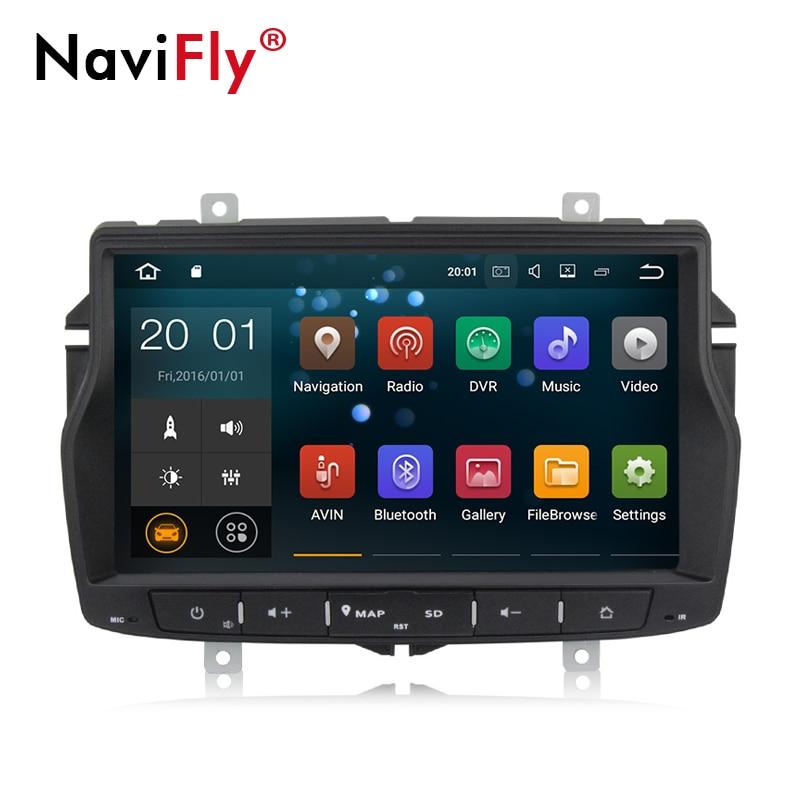 Quad core PX3 Android9.0 auto DVD radio GPS navigation-player Für LADA Vesta mit 2G RAM 16G ROM multimedia player wifi BT
