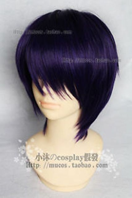 Color de pelo uva oscuro