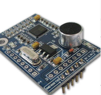 FREE SHIPPING Voice Recognition Module Ld3320 Belt Single Chip Io Technical Support