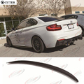 High quality 2 Series F22 ABS Rear Trunk Spoiler Car Wing Lip Spoiler For BMW F22 228i M235i 220i 2014