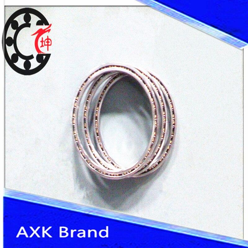 Rolamentos Kc100ar0/kc100cp0/kc100xp0 Slim Thin-section Bearings (10x10.75x0.375 In)(254x273.05x9.525 Mm) Open Type Tiny Ball kb140ar0 kb140cp0 kb140xp0 thin section bearings 14x14 625x0 3125 in 355 6x371 475x7 9375 mm hk provide robotic bearings
