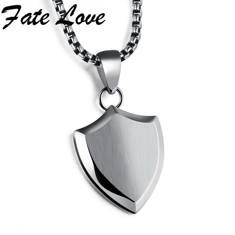 collier homme style rock