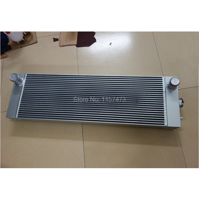 ZX200 3 water radiator For Hitachi Excavator with 3 month warranty