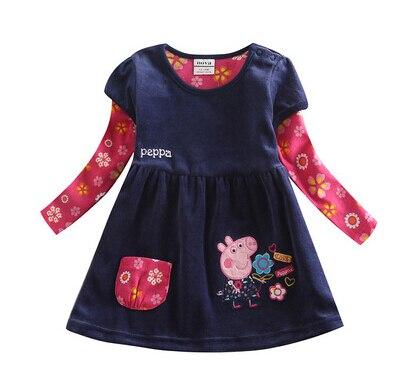 f73ff1258a83 2016 new kids princess dress design girls flower frocks children ...