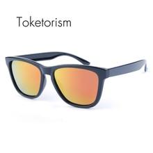 Toketorism New fashion brand design mirror polarized gafas de sol mujer gafas hombre 0028