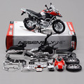 Child DIY Educational Toys 1:12 Brand New Metal R1200SG Assembly Motorcycle Model Toy