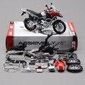 Criança brinquedos educativos DIY 1:12 novo Metal R1200SG motocicleta montagem modelo de brinquedo