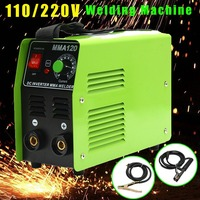 Forgelo 1Pcs Portable MMA 120 Welding Machine DC Inverter for MMA Welding Tools 110V 220V Arc Welders Electric Welding Equipment