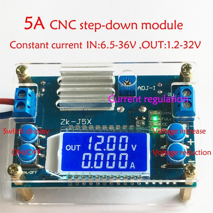 0,15-2a 5-30v Convertisseur de tension courant réglable//voltage current adj.